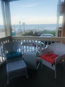 Photo for BEAUTIFUL UPSCALED 2 BDR CONDO WITH AWESOME BEACH/ OCEAN VIEW