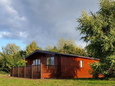 Photo for Chalet-Private Bathroom-Log Cabin