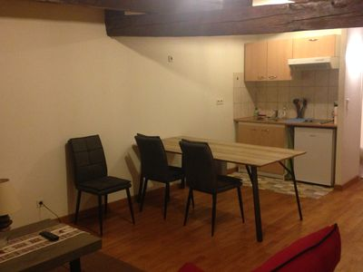 Photo for Large duplex in historic battisse in the heart of town