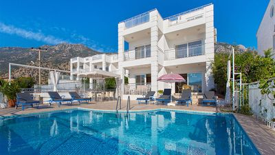 Photo for Villa Juliet C - 4 bedroom villa overlooking the bay of Kalkan