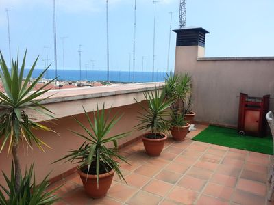 Photo for 1BR Corporate Apartment Vacation Rental in MATARO