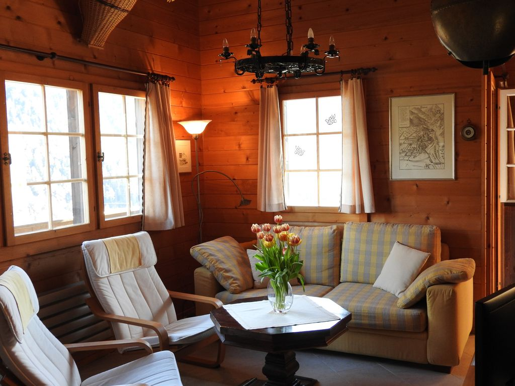 High quality 4 * chalet: top equipment, fireplace, free Wi-Fi, near ...
