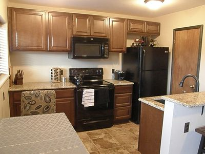 Photo for Remodeled Condo, granite counters, heated floors - In The Heart Of Fairplay