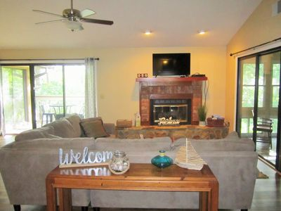 Photo for Lakeview 2BR-2 1/2BA Condo in Keowee Key Resort