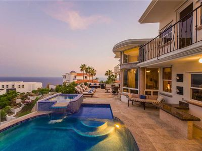 Photo for Villa Alegria - Stunning Ocean Views from this 7BR Cabo San Lucas Villa