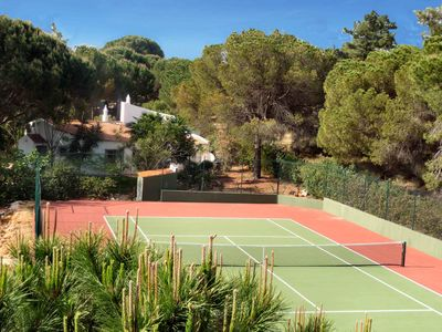 Photo for 4 Bed Villa, Private Tennis & Golf  Quinta do Lago,Val do lobo, Almancil,Algarve