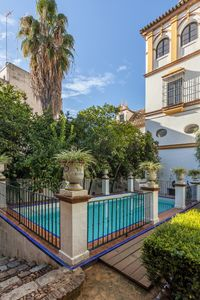 Photo for the best house in sevilla, swimming pool and gardens, close o the cathedral