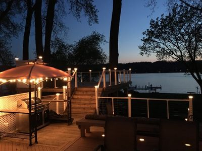 Photo for Cozy Waterfront Retreat on Conesus Lake
