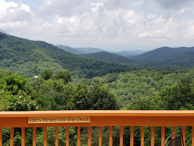 Photo for Spectacular Million Dollar View - Amazing Mountain Resort - Spacious Townhome