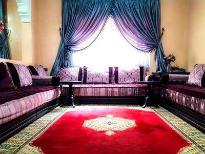 Photo for Level of villa in Marrakech 3557