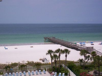 Photo for Beach Palms - Right on the Beach W/Great Pool and Brand New Kitchen!