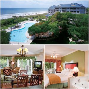 Photo for Oceanfront two bdroom villa at Marriott Grande Ocean 5 star resort HiltonHead SC