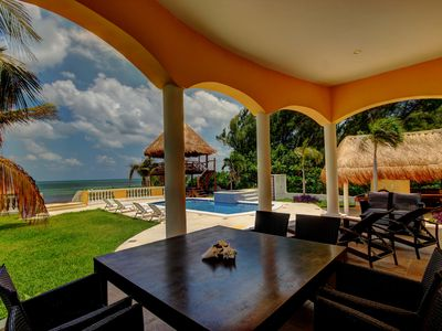 Photo for Casa Cilla has a beautiful secluded beach and is an exceptionally decorated home