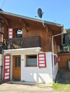 Photo for Chalet in Central Morzine, Haute-Savoie, French Alps