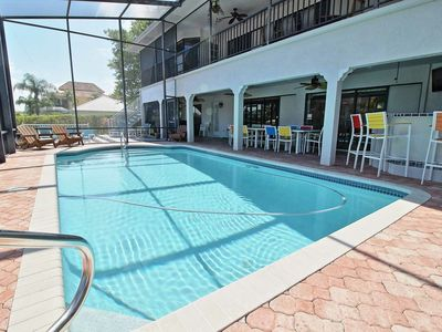 Photo for Roelens Vacations - Villa Aarte - Cape Coral