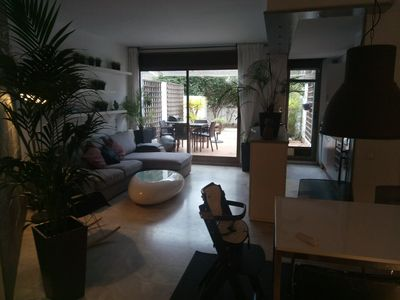 Photo for Beach Duplex with private terrace and private parking