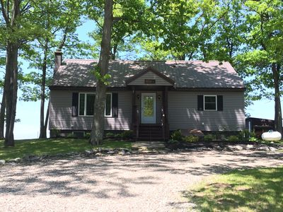 Photo for Beautiful Lakefront House On Lake Ontario Close To The World Famous Salmon River