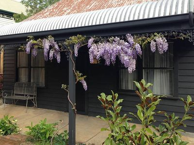 Photo for 1BR Cottage Vacation Rental in Ballarat, VIC