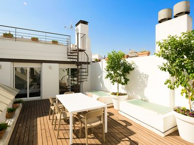 Photo for Francos Terrace. 3 bedrooms, 3 bathrooms, terrace