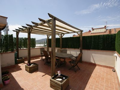 Photo for El Mirador. Apartment for 4 people with terrace and bbq