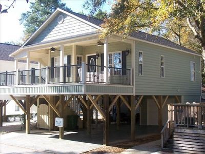 3BR House Vacation Rental in Myrtle Beach, South Carolina