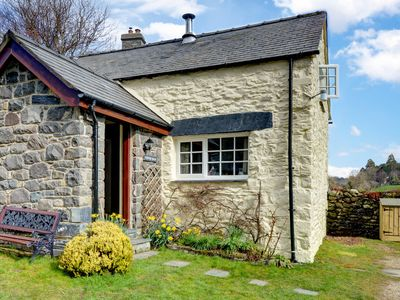 Photo for A lovely detached character cottage, retaining many original features, in a peaceful location (but w