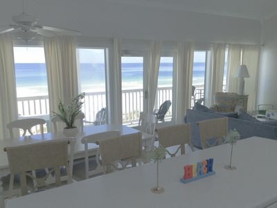 Photo for Harbor Arms 8  Huge Ocean Views! Beach access from your back door!