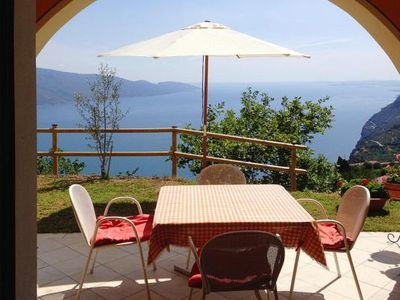Photo for Villa dei Roveri, Tignale  in Westlicher Gardasee - 4 persons, 1 bedroom