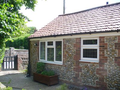 Photo for The Old Barn Annexe -  an attractive, beautifully equipped, boutique style cottage. Pet friendly.