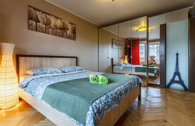 Photo for One bedroom apartment next to the Kremlin