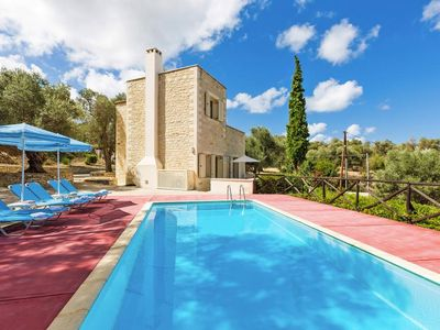 Photo for holiday home, Maroulas  in Kreta - 8 persons, 3 bedrooms