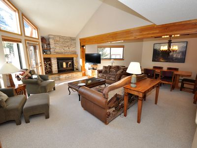 Photo for Spacious Creekside 3 Bedroom East Vail Townhome #D5