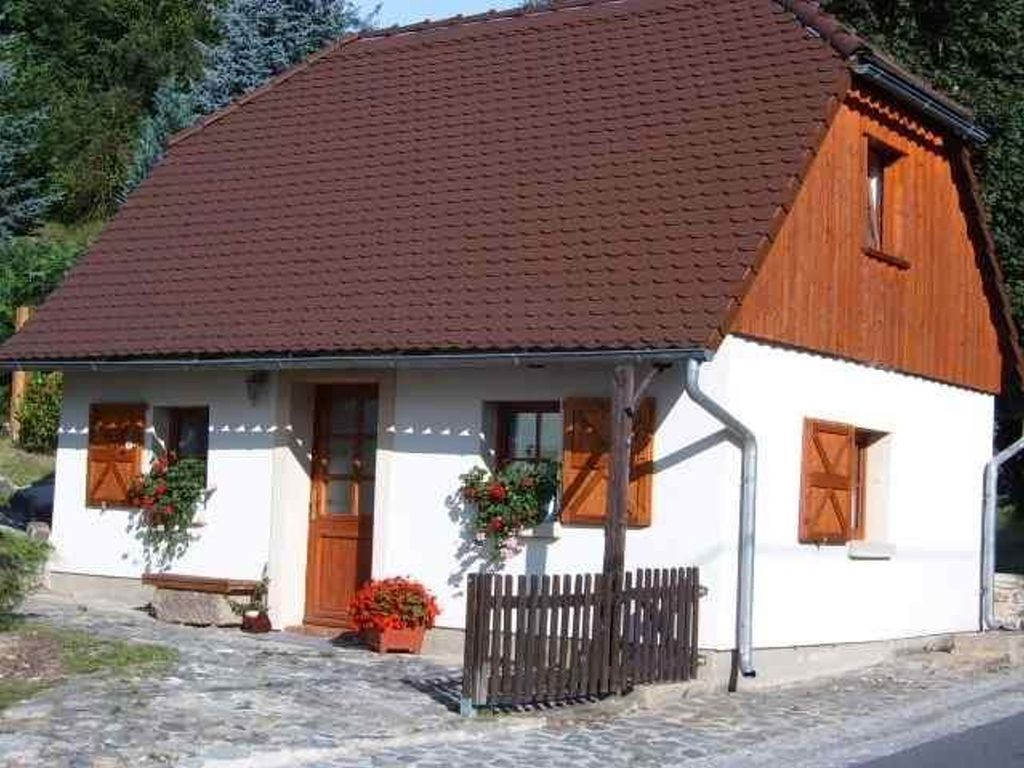 Holiday House Old Horse Stable Hainewalde