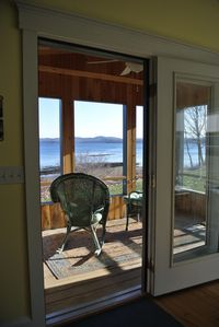 Photo for Spectacular cottage on Penobscot bay