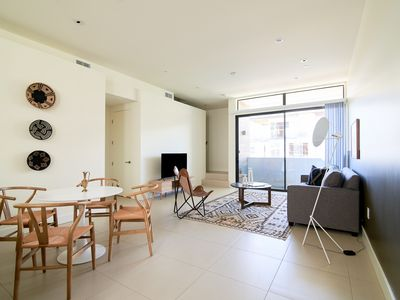 Photo for Sonder | Old Town Suites | Sunny 2BR + Balcony