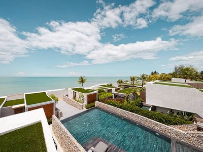 Photo for Grand Duplex Pool Villa Khao Lak (G6)
