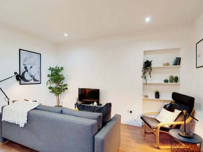 Photo for WelcomeStay Tooting  Broadway 3 Bedroom Apartment