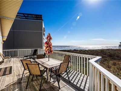 Photo for MarLa's Place  4BR | 2.5BA  | Sleeps 11 | Beachview in Pirates Beach