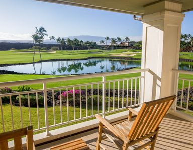 Photo for ❤️PiH❤️ Island Melody Villa ♥ Huge Views of Golf, Large Pond, Mountains ★ Bikes