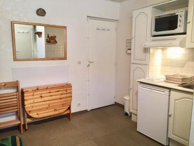 Photo for Apartment Vars, studio flat, 3 persons