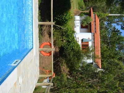 Photo for Cottage with Pool
