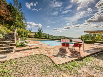 Photo for Private and secluded quality resort style villa with pool, perfect for family's.