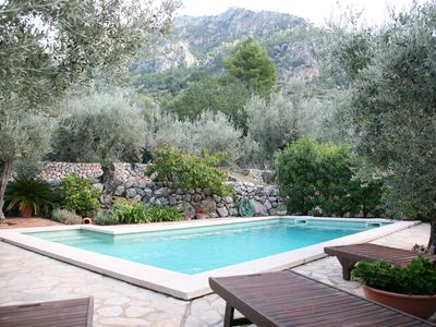 Photo for Chalet, with garden and pool, ideal to unwind