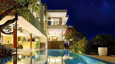 Photo for Luxury Villa in Canggu and 400 meters to Batubolong Beach