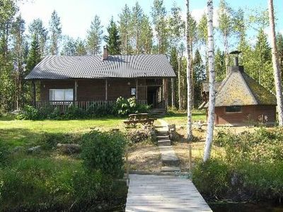 Photo for Vacation home Aurinkopaikka in Juva - 8 persons, 4 bedrooms