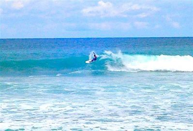 World Class Surfing year round in nearby Dominical