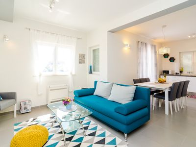 Photo for Two bedroom apartment Olida with garden