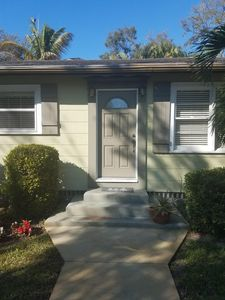 Photo for Siesta Key Bamboo Paradise with Pool/jacuzzi and  5 min walk to the bay!!!