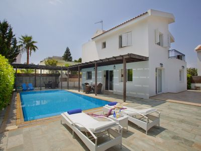 Photo for PESV4 Villa Skyros - Four Bedroom Villa, Sleeps 8