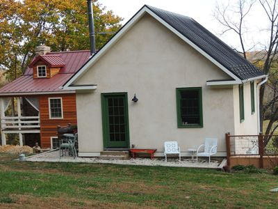 Photo for Beautiful Shenandoah Valley Guest Cottage On Working Homestead